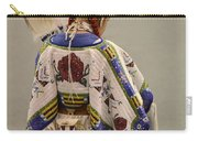 Pow Wow Traditional Dancer 1 Carry-all Pouch