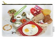 Traditional Israeli Breakfast Carry-all Pouch
