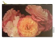 Traditional Rose Still Life Carry-all Pouch