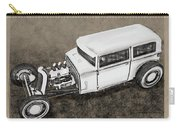 Traditional Styled Hot Rod Sedan Carry-all Pouch