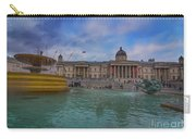 Trafalgar Square Fountain London 12 Carry-all Pouch