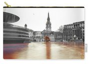 Trafalgar Square Fountain London 3b Carry-all Pouch