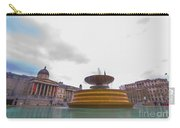 Trafalgar Square Fountain London 9 Carry-all Pouch
