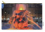 Trafalgar Square Fountain Carry-all Pouch