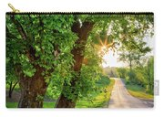 Trail Into Sunset Carry-all Pouch