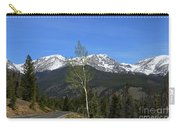 Trail Ridge Road May 2017 Carry-all Pouch