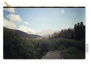 Trail Ridge Road Carry-all Pouch