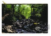 Trail To Chimney Top Carry-all Pouch