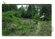 Trail To The Cabin Carry-all Pouch