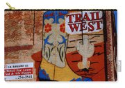 Trail West Mural Carry-all Pouch