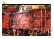 Train - Car - Pennsylvania Northern Region Caboose 477823 Carry-all Pouch