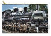 Train - Engine - 385 - Baldwin 2-8-0 Consolidation Locomotive Carry-all Pouch