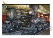 Train - Engine - Steam Locomotives Carry-all Pouch