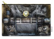 Train - Engine -1218 - Norfolk Western Class A - 1218 - Front View Carry-all Pouch
