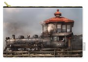 Train - Engine -the Great Western 90 Carry-all Pouch by Mike Savad