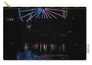 Train Car Reflections Carry-all Pouch