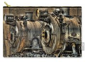Train - Engine - Brothers Forever Carry-all Pouch