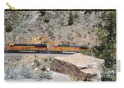 Train Engines Carry-all Pouch
