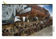 Train Graveyard Uyuni Bolivia 14 Carry-all Pouch