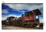 Train Graveyard Uyuni Bolivia 15 Carry-all Pouch