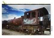 Train Graveyard Uyuni Bolivia 16 Carry-all Pouch