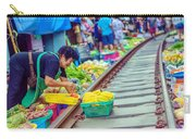 Train Market 2323 Carry-all Pouch