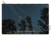 Train On Tulip Trestle Carry-all Pouch