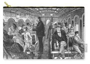 Train: Passenger Car, 1876 Carry-all Pouch