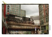 Train - Pittsburg Pa - The Industrial City Carry-all Pouch