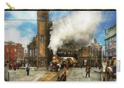 Train Station - Boston And Maine Railroad Depot 1910 Carry-all Pouch
