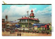 Train Station - Louisville And Nashville Railroad 1912 Carry-all Pouch