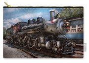Train - Steam - 385 Fully Restored  Carry-all Pouch