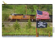 Train The Flags Carry-all Pouch