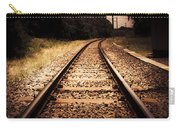 Train Tour Of Darkness Carry-all Pouch
