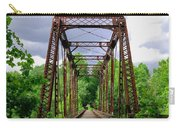 Train Trestle Carry-all Pouch