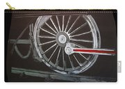 Train Wheels 2 Carry-all Pouch