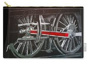Train Wheels 4 Carry-all Pouch