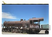 Train Wreck   Carry-all Pouch
