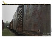 Trains 12 Autochrome Carry-all Pouch