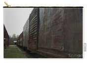 Trains 12 Autochrome Border Carry-all Pouch