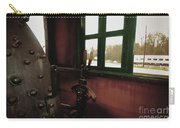 Trains 5 Retro Carry-all Pouch