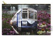 Trains Brookfield Zoo Trolley Car 141 Carry-all Pouch