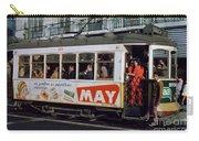 Tram 223, Graca, Lisbon, 1972 Carry-all Pouch