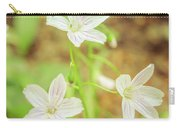 Tranquil Carolina Spring Beauty Carry-all Pouch