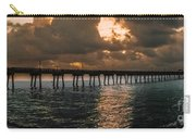 Tranquil Destination Panorama Carry-all Pouch