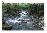 Tranquil Moments On Little Pigeon Creek Carry-all Pouch