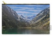Tranquil Mountain Lake Carry-all Pouch