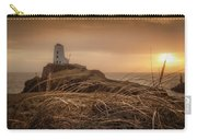 Tranquil Sunset At Llanddwyn Island - Anglesey, North Wales Carry-all Pouch