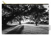 Tranquility Amongst The Oaks Carry-all Pouch