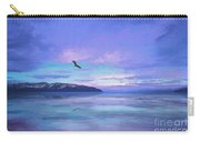 Tranquility At Dawn Carry-all Pouch